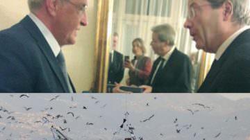 Guerra del Pesce, Tunisia e Libia: Tumbiolo incontra il Presidente Gentiloni