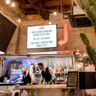 Yard Restaurant, apre il nuovo ristorante globetrotter di Verona