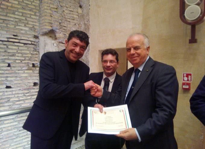 Fiasconaro vince anche il premio Eccellenza Internazionale