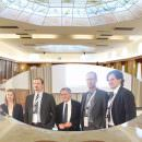 Americani U.S. Wheat Associates a convegno con i cerealisti  Associazione A.M.C. di Altamura