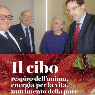 Il cibo. Respiro dell'anima, energia per la vita, nutrimento della pace by Benito Perrone