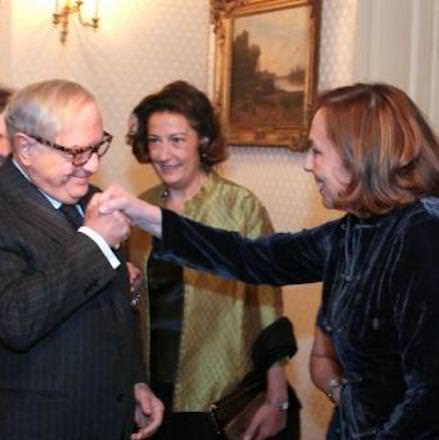 Scambio di Auguri Natalizi con  prefetto Luciana Lamorgese