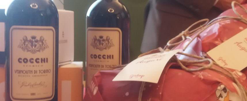Vuoi tu Vermouth Cocchi sposare il panettone Galup con uova Fantolino?