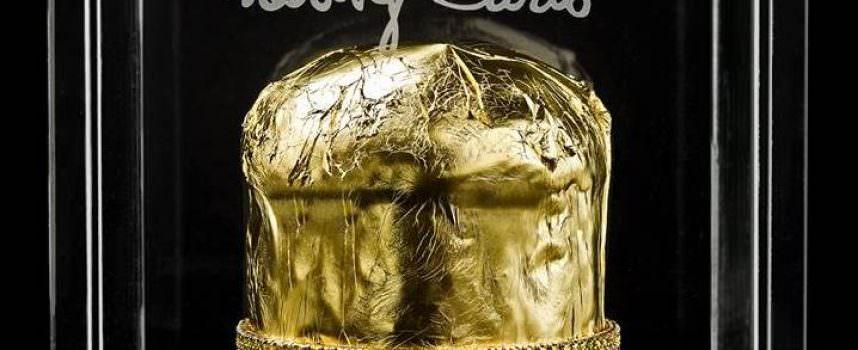 Oro e diamanti sul panettone di Dario Hartvig per 'buongustai' russi e indiani