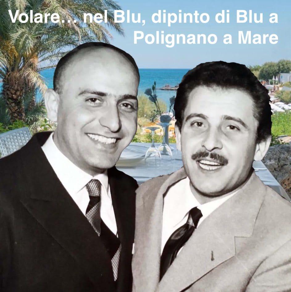 Hotel Ristorante Castellinaria… forse è qui che Modugno pensò a Volare… nel blu, dipinto di blu