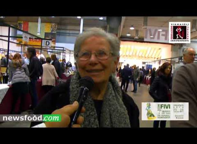 I FORLINI CAPPELLINI VIGNAIOLI DELL'ANNO PER FIVI (Video)