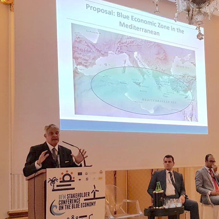 Tumbiolo: Parte dalla Sicilia la Strategia Blu nel Mediterraneo,  la Blue Economic Zone