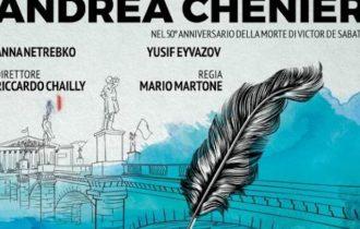 Teatro alla Scala, Andrea Chénier: cena di Gala con Riso Gallo e Bellavista, by Filippo La Mantia
