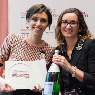 Guida identit golose marta scalabrini marta in cucina la migliore donna chef 2018 - Migliore cucina 2017 ...