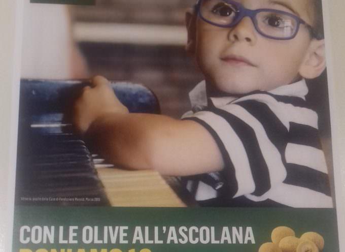 Olive ascolane McDonald's per una nuova Casa Ronald a Milano