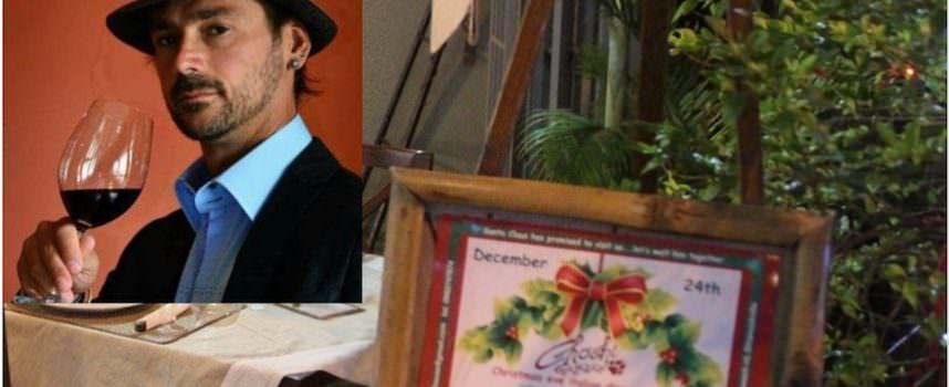 Il Natale di Sebastiano, Piemontese e consulente internazionale del Buon Vino  Italiano nel mondo (Italian and English text)