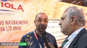 Marcello Ferrarini e Saviola al Gluten Free  Expo di Rimini 2017 (Video)