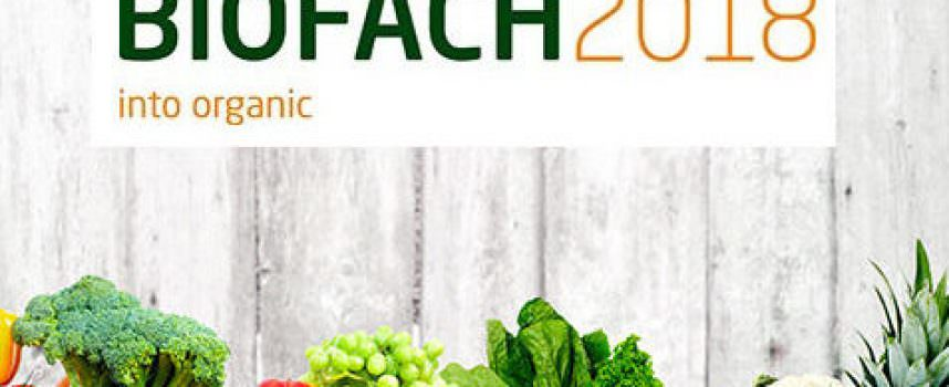 BIOFACH 2018: salone leader mondiale con espositori in aumento e più varietà bio