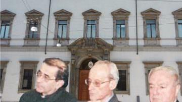 Visita istituzionale di Assoedilizia all'Arcivescovo di Milano Mons. Mario Delpini