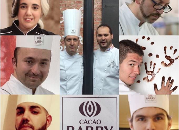 SIGEP Rimini:  i finalisti World Chocolate Masters 2018 di Cacao Barry