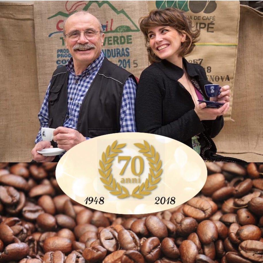 Caffè Latorre: invito alla festa del 70° compleanno