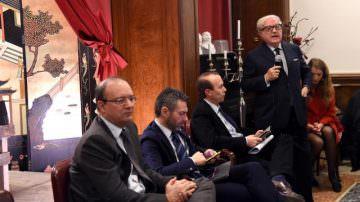 Dibattito con Attilio Fontana organizzato da LogosLab