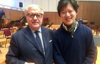Antonio Chen Guang: Concerto di Ludwig Van Beethoven n. 5  Imperatore… un piacere ascoltarlo