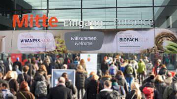 Biofach 2018: Voglia di nutrirsi BIO è voglia di vivere BIO