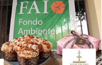 Le colombe pasquali Fiasconaro al Convegno Nazionale del FAI a Palermo