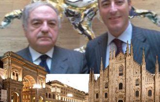 Colombo Clerici incontra Giulio Gallera, candidato in Forza Italia per la Regione Lombardia