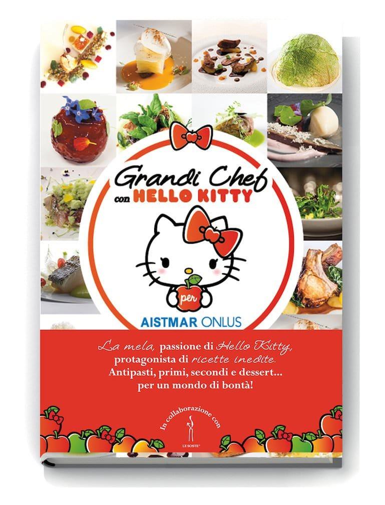 """Grandi Chef con Hello Kitty"""", ricette di mele per un aiuto ai prematuri"""