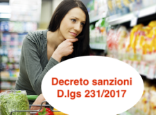 Decreto sanzioni: pochi lampi e molte ombre – Etichettatura Alimentare D.lgs 231/2017