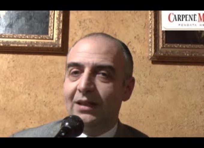 Domenico Scimone: inizia la festa del 150° Carpenè Malvolti (Video)