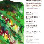 VINNATUR: DAL 14 AL 16 APRILE TORNA VILLA FAVORITA