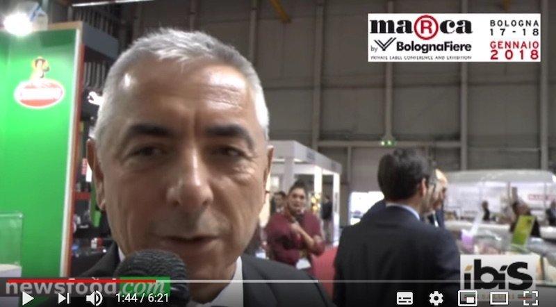 Novità IBIS Salumi a Marca 2018: Roberto Gheritti, direttore Commerciale (Video)