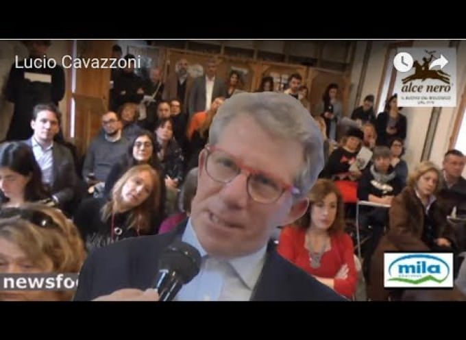 Lucio Cavazzoni: accordo Alce Nero con MILA per Yogurt Latte Fieno BIO (Video)