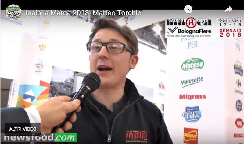 INALPI a Marca 2018: intervista a Matteo Torchio, Direttore Marketing (Video)