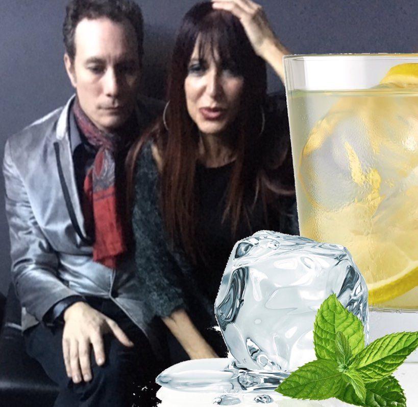 Megahertz, Daniele Dupuis: musica elettronica, Flash Gordon e il Gin Lemon