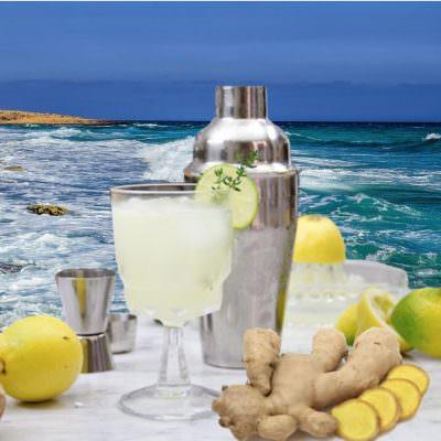 Clementi e Ticino, l'Uomo Bionico, il whisky e, vodka e zenzero
