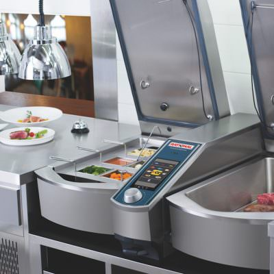 Vario Cooking Center di RATIONAL: indispensabile alleato nella cucina moderna