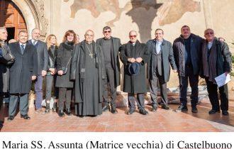 La Buona Pasqua di Maria SS. Assunta (Matrice vecchia) di Castelbuono restaurata grazie a Fiasconaro