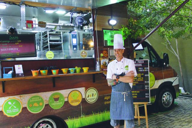 Food truck e SelfCookingCenter XS: Massimo risultato nel minimo spazio