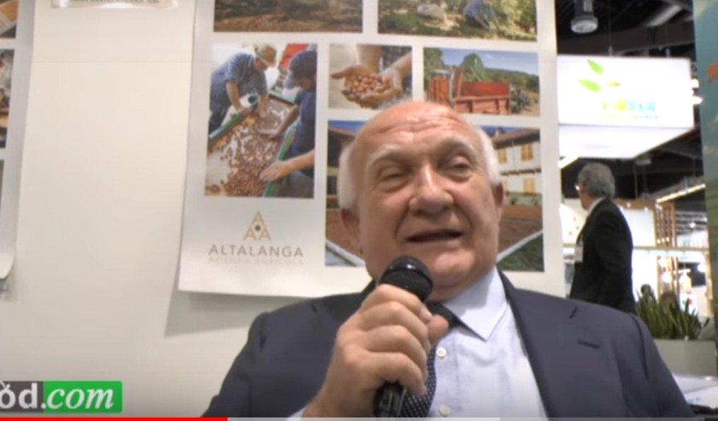 Nocciole Piemonte IGP Alta Langa a Biofach 2018: Gianfranco Cavallotto (Video)