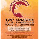 Lombardia carne, le delizie della Franciacorta protagoniste a Rovato
