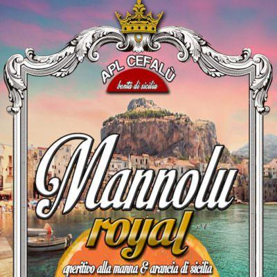 Bitter/Aperitivo MANNOLU ROYAL Premio Medaglia D'Argento tre Stelle 2018 by konradin Selection