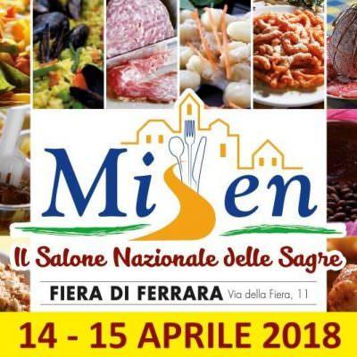 Al Salone Nazionale delle Sagre di Ferrara cento delizie da ogni angolo d'Italia