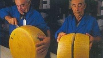 Ricetta Pesto Genovese da Campioni con il Parmigiano Reggiano da Campioni