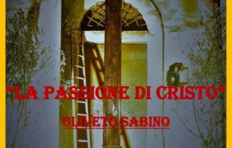 Oliveto Sabino, la Passione rivive tra le delizie della cucina tipica