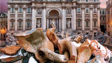 Dalla Roma Imperiale ai cocci del rione Testaccio…  poveri Romani… poveri Italiani