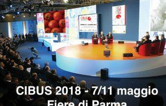 Cibus 2018: mancano 47 giorni alla Fiera più importante del Cibo in Italia