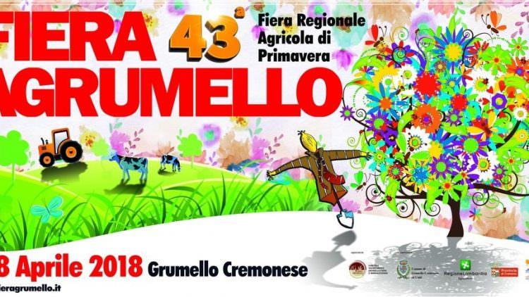 Tra agricoltura e gastronomia, FierAgrumello torna a sbocciare a Grumello Cremonese (CR)