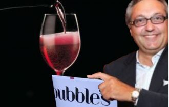 Vinitaly 2018: Bubble's Italia Magazine brinda  col Lambrusco spumante