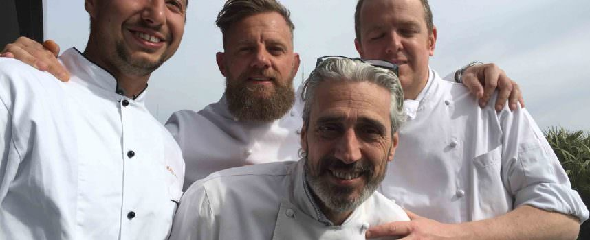 Fish&Chef  2018 sul Lago di Garda: Evoluzione nella cucina d'autore