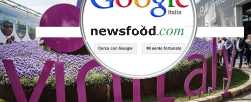 Google trova articoli –  Vinitaly 2018 site:newsfood.com