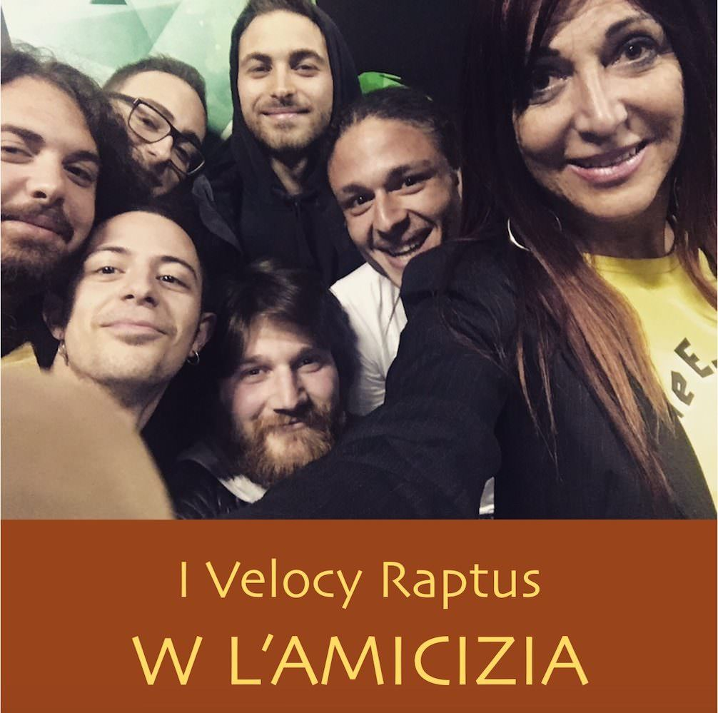 Drinking with L. A. –  Velocy Raptus, l'amicizia e il Bloody Mary